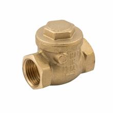 Обратный клапан горизонтальный 3/4 Kalde/Какпак   5625