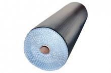 Плёнка воздушно-пузырчатая фольгированная (1,2м) 6705