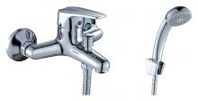 Смеситель д/ванны с коротким излив. хром.Y35-31  Rossinka  9747