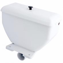 Бачок для унитаза белый в комплекте с полочкой  Россия  9424 0