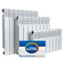 Радиатор алюмин.ELSOTHERM AL N 350x85    9134