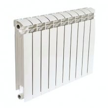 Радиатор биметалл FORZA Base ВМ80/500   9540