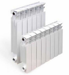 Радиаторы алюм. UNO-BEST 300   3972