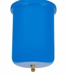Гидроаккумулятор 2 л.(верт) синий  9054 0