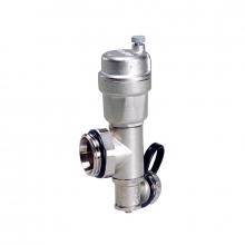 Концевик для коллектора SA483/А 3/8 с дренажем 7150 0