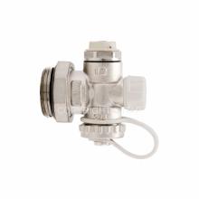 Концевик для коллектора SA483/В 3/8 с дренажем 7149 0
