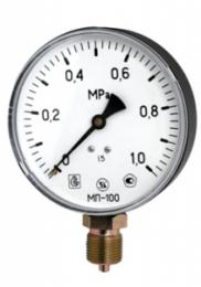 Манометр МП100М5-1,0 МПа  6729