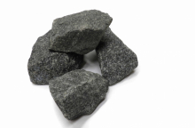 Камень для бани Габбро-диабаз 20 кг  (нов)   10072