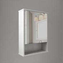Шкаф навесной Лотос 450, 1д/ниша  9197