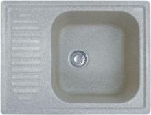Мойка мраморная S645 L (серая) GF   8541