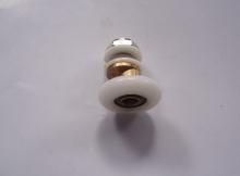 Ролик универсальный одинарный 25мм эксцентрик металл   9839 0