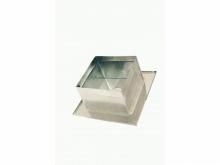 Декоративный ППУ ф200,холодный Н+Оц,квадратный   9530