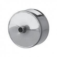 Заглушка с конденсатотводом,ф280,нерж,0.5мм,штуцер 3/4  8888 0