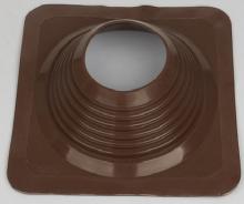 Мастер-флеш №8 силикон 178-330,коричневый прямой   8952