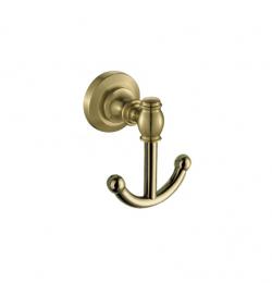 Крючок двойной (бронза) Р2605-2   10004