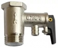 Предохр.клапан -3/4 M/F 7487