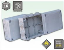 Коробка распаечная 140*190*55 KSC 11-308 А  5177 0