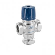 Термостат смесительный вентель м/м/м  1/2  7138