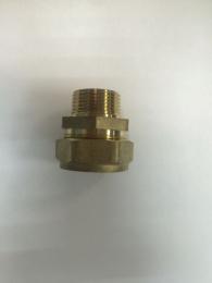 Фитинг для газовой трубы 1/2 вн/нар  10161