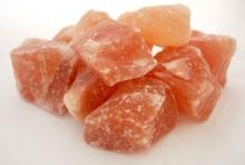 Соль галька 5-8 см, ведро 3 кг     9526 0