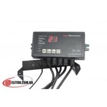 Регулятор температуры котла цент.отопления,микропроцессорный IE-24 n  10719